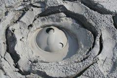 Vulkanauge III Stockbild