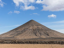 Vulkanberg auf der Kanarischen Insel Lizenzfreies Stockfoto