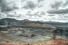 vulkane stockbild