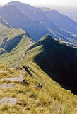 Vulkane Auvergne Lizenzfreies Stockbild