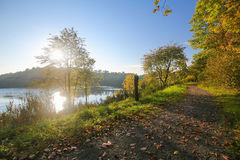 Vulkaneifel in Rhineland-Palatinate, Germany Royalty Free Stock Photography