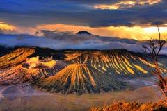 Vulkanen Stock Fotografie