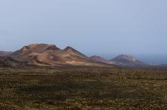 vulkanen Stock Foto's