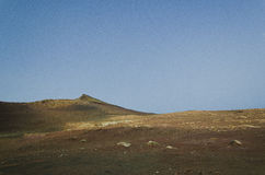 vulkanen Royalty-vrije Stock Fotografie