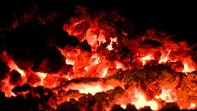Vulkanglut 3 Stockbilder