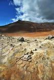 vulkanisch lizenzfreies stockbild