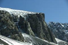 Vulkanisch berglandschap in IJsland Stock Fotografie