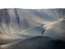 Vulkanische berg Royalty-vrije Stock Afbeeldingen