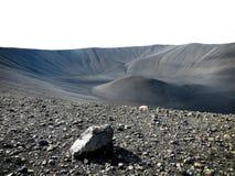 Vulkanische berg Royalty-vrije Stock Foto's