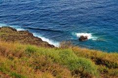 Vulkanische kleine Inseln Lizenzfreie Stockfotos