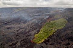 Vulkanische Landschaft lizenzfreies stockbild