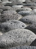 Vulkanische Steine Lizenzfreie Stockbilder