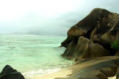Vulkanische stenen Stock Afbeelding