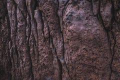 Vulkanischer Beschaffenheits-Rost farbiges Bratenfett lizenzfreies stockfoto