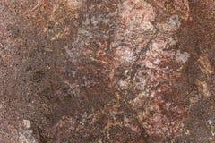 Vulkanischer dunkler Hintergrund, Steine, Boden lizenzfreie stockbilder