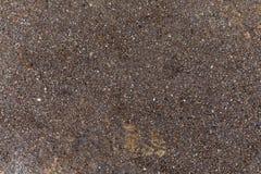 Vulkanischer dunkler Hintergrund, Steine, Boden lizenzfreies stockfoto