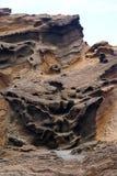 Vulkanischer Felsen Stockbild