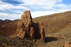 Vulkanischer Felsen Stockfotografie