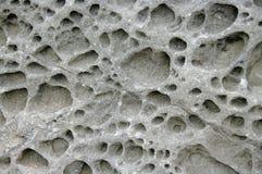 Vulkanischer Felsen-Beschaffenheit Stockbild