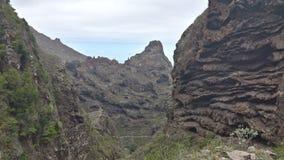 Vulkanisk geologi Royaltyfria Bilder