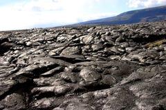 vulkanisk liggande Royaltyfri Foto