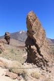 vulkanisk liggande Fotografering för Bildbyråer