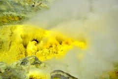Vulkanküste lizenzfreie stockfotografie
