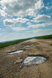 Vulklei Stock Afbeelding