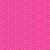 Vullende driehoeken Royalty-vrije Stock Fotografie
