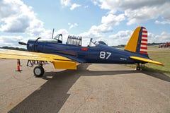Vultee BT-13A Valiant Royalty Free Stock Photography