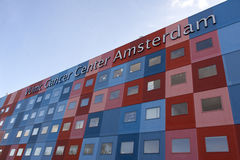 Vumc cancer center Amsterdam full Stock Photography