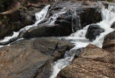 VUNG TAU, VIETNAM - 10. Juni 2013 - Suoi Tien Waterfall bei Vung Tau, Vietnam Lizenzfreie Stockbilder