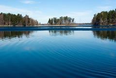 Free Vuoksi River Spring Landscape Stock Photos - 11060713