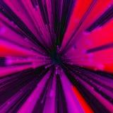 Vurig explosie of ontploffingsconcept royalty-vrije stock afbeelding