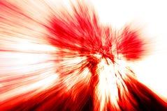 Vurige Abstracte Achtergrond Stock Afbeelding