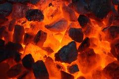 Vuurhaard Stock Afbeelding