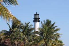 Vuurtoren de Zuid- van Florida Royalty-vrije Stock Fotografie