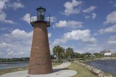 Vuurtoren Kissimmee Florida Stock Afbeeldingen