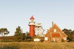 Vuurtoren, Lighthouse stock photography