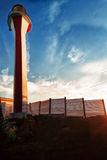 Vuurtoren van Yarmouth, Nova Scotia Royalty-vrije Stock Foto