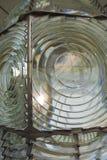 Vuurtorenlens Stock Afbeelding