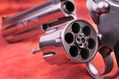 Vuurwapen Royalty-vrije Stock Afbeeldingen