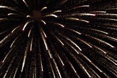 Vuurwerk 1 Royalty-vrije Stock Afbeelding