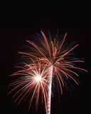 Vuurwerk 10 Stock Foto's