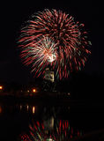 Vuurwerk 15 Stock Foto's