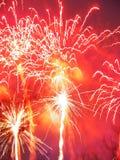 Vuurwerk 2 Royalty-vrije Stock Fotografie