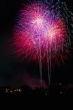 Vuurwerk Stock Fotografie
