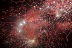Vuurwerk Stock Foto's
