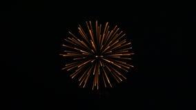 Vuurwerk II Stock Afbeelding