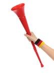 Vuvuzela Fotografía de archivo